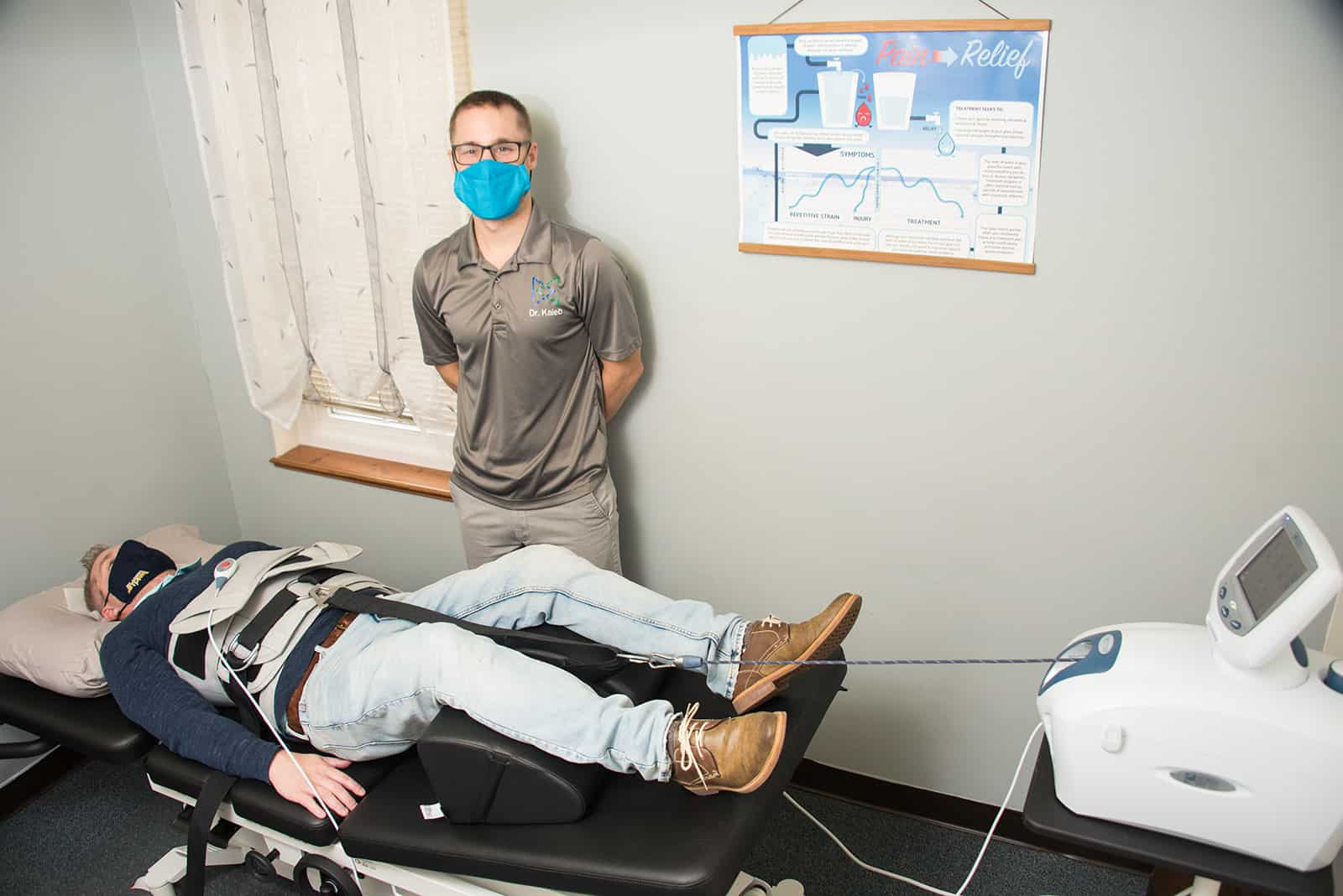 Spinal Manipulation and Decompression - Dynamic Chiropractic